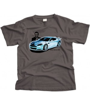 Aston Martin DBS James Bond T-shirt