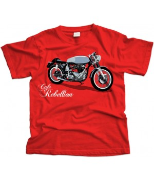 Cafe Racer Rebellion T-Shirt
