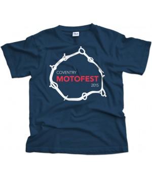 Coventry Motofest 2015 T-Shirt