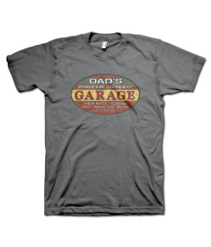 Dad's Garage Retro T-Shirt