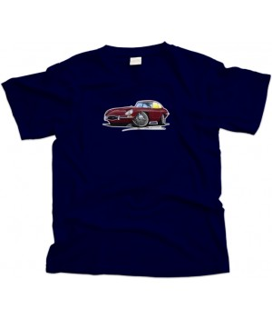 Jaguar E Type Car T-Shirt
