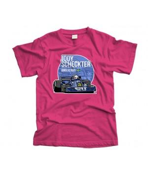 Jody Scheckter Anderstorp 1976 LegendsART