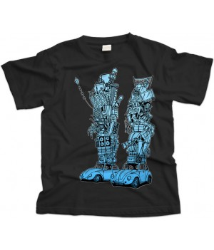 Packed High Beetle T-Shirt