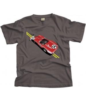1957 Ferrari 250 Testa rossa T-shirt