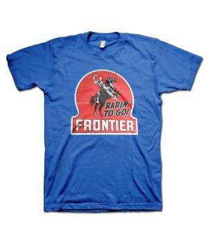 Frontier Fuel Retro T-Shirt