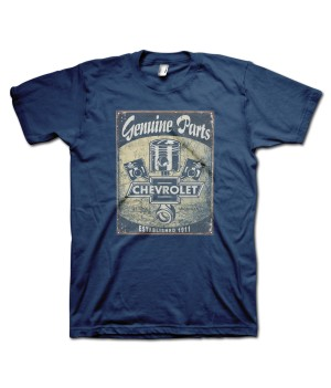 Chevrolet Parts Retro T-Shirt