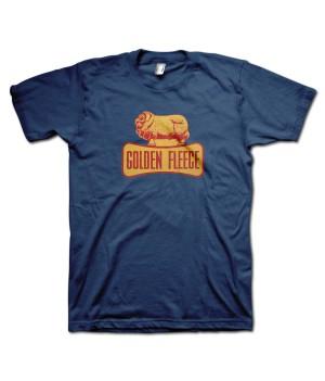 Golden Fleece Petroleum Retro T-Shirt