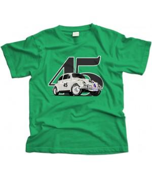 VW Beetle Herbie Car T-Shirt