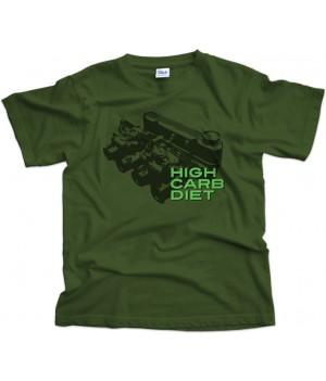 High Carb Diet T-Shirt