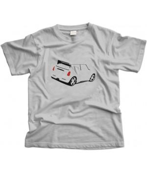 Mini R53 JCW GP Car T-Shirt