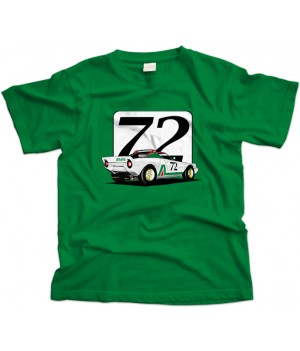 Lancia Stratos Italia car T-Shirt