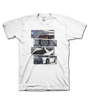 Ford RS200 v2 Blocks t-shirt