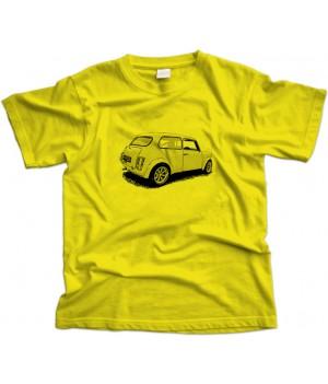 Mini 1380 Custom Roofchop T-Shirt