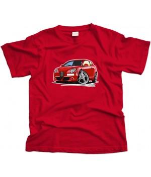 Alfa Romeo Mito Car T-Shirt