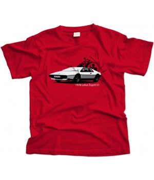 Lotus Esprit James Bond T-shirt