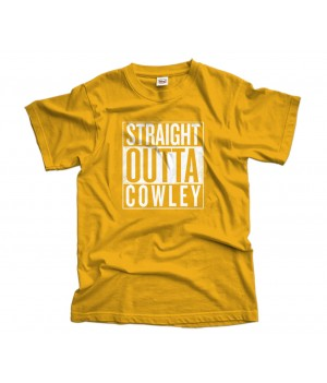 Straight Outta Cowley T-Shirt