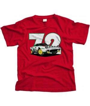 Lancia Stratos Car T-Shirt