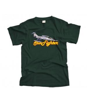 Lockheed F-104 Starfighter Aircraft T-Shirt