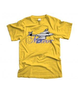 Gloster Meteor Aircraft T-Shirt