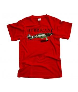 Hawker Hurricane Aircraft T-Shirt
