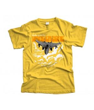 High way to the Dangerzone Aircraft T-Shirt