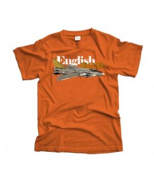 English Electric Lightning Aircraft T-Shirt