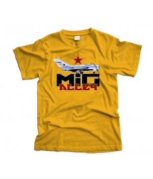 Mig Alley Aircraft T-Shirt
