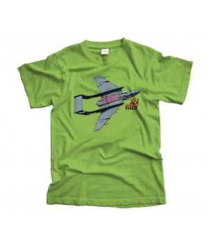 de Havilland Sea Vixen Aircraft T-Shirt