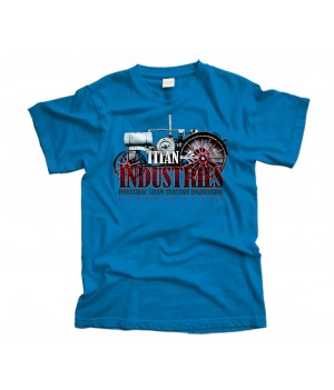 Titan Industries Traction Engine T-Shirt