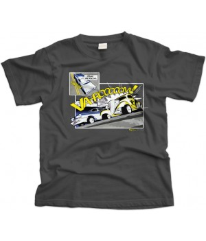 American Graffiti Inspired Paradise Road Race T-Shirt