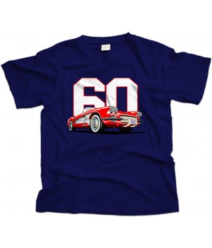 Chevrolet Corvette Car T-Shirt